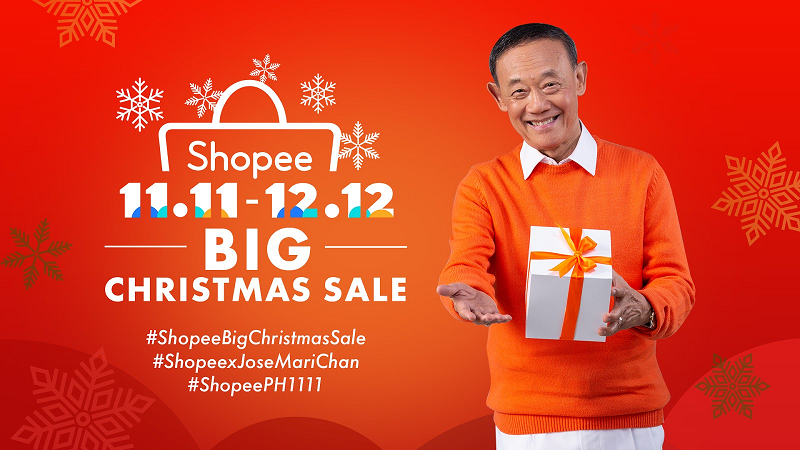 Shopee is now the biggest e-commerce website in Southeast Asia!