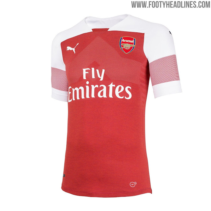 Arsenal 18-19 Home Kit. This is the Arsenal 18-19 shirt. 7c108cfac