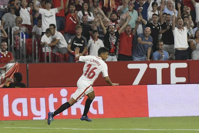Crónica Sevilla FC 4 - Újpest FC 0