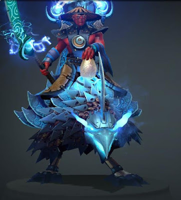 disruptor garb of the great deluge dota 2 mods