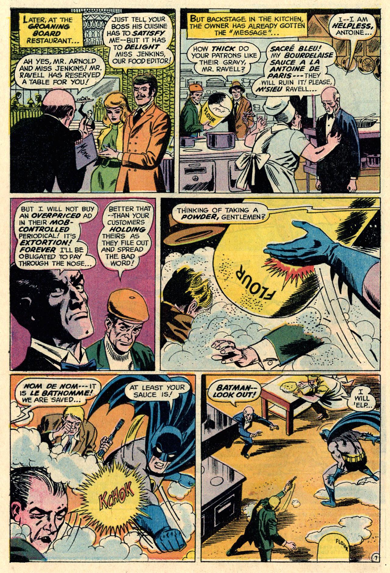 Detective Comics (1937) 391 Page 9