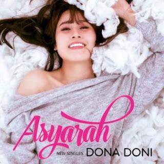 Lagu ini masih berupa single yang didistribusikan oleh label  Lirik Lagu Asyarah - Dona Doni