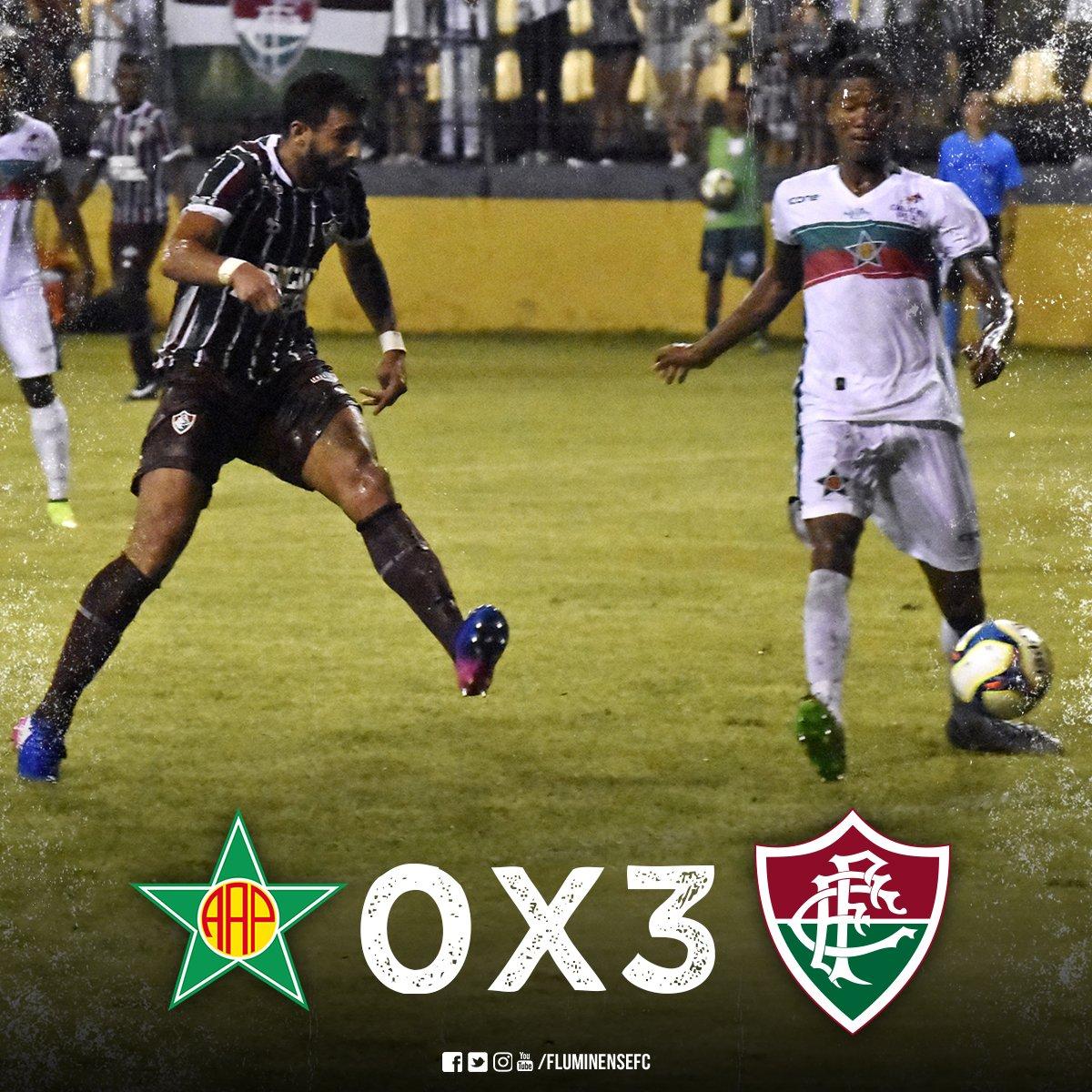 a6806a01ec Jornalheiros  Ficha Técnica  Portuguesa RJ 0 x 3 Fluminense
