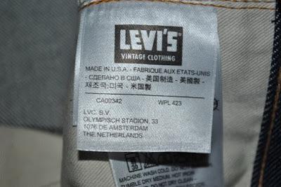 LVC66501の内側のタグ