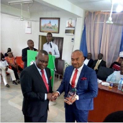 SWAN Award:YSFON salutes Emmanuel Usosen