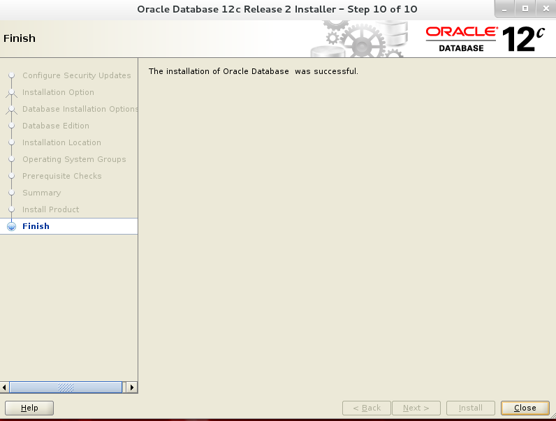 Installing Oracle 12c R2 Database Software on Linux 6 and Linux 7