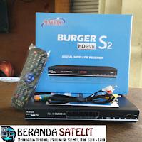 Cara Memasukan Biss Key Pada Receiver Matrix Burger S2