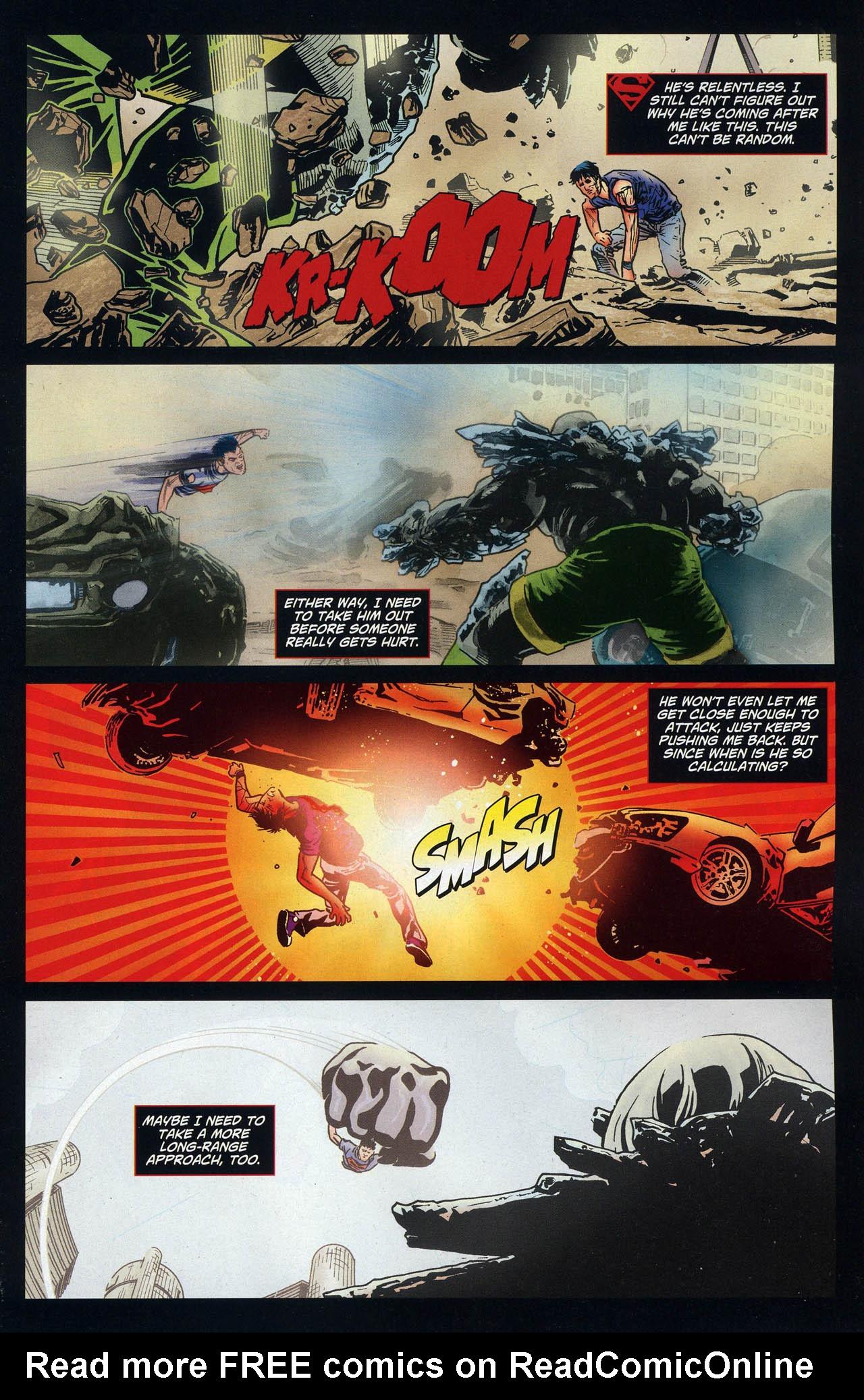 Superboy [I] Issue #6 #6 - English 13