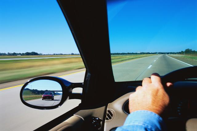 Tempo de uma viagem de carro de Santa Bárbara à San Diego