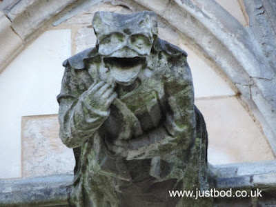 Gargoyle York Minster