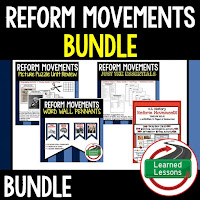 Reform Movements 1800s, Google Activities, American History Timelines, American History Word Walls, American History Test Prep, American History Outline Notes, American History by President Research, American History Mapping Activities, American History Biography Profiles, American History Interactive Notebooks