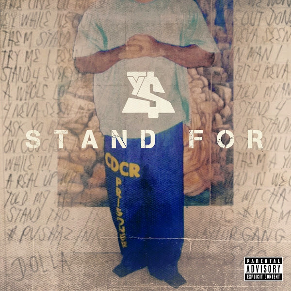 Ty Dolla $ign - Stand For - Single Cover