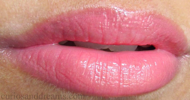 L'Oreal Paris Infallible Mega Gloss Fight For it review, L'Oreal Infallible Mega Gloss Fight For it review