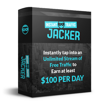 Instant Traffic Jacker [Unlimited Free Traffic]