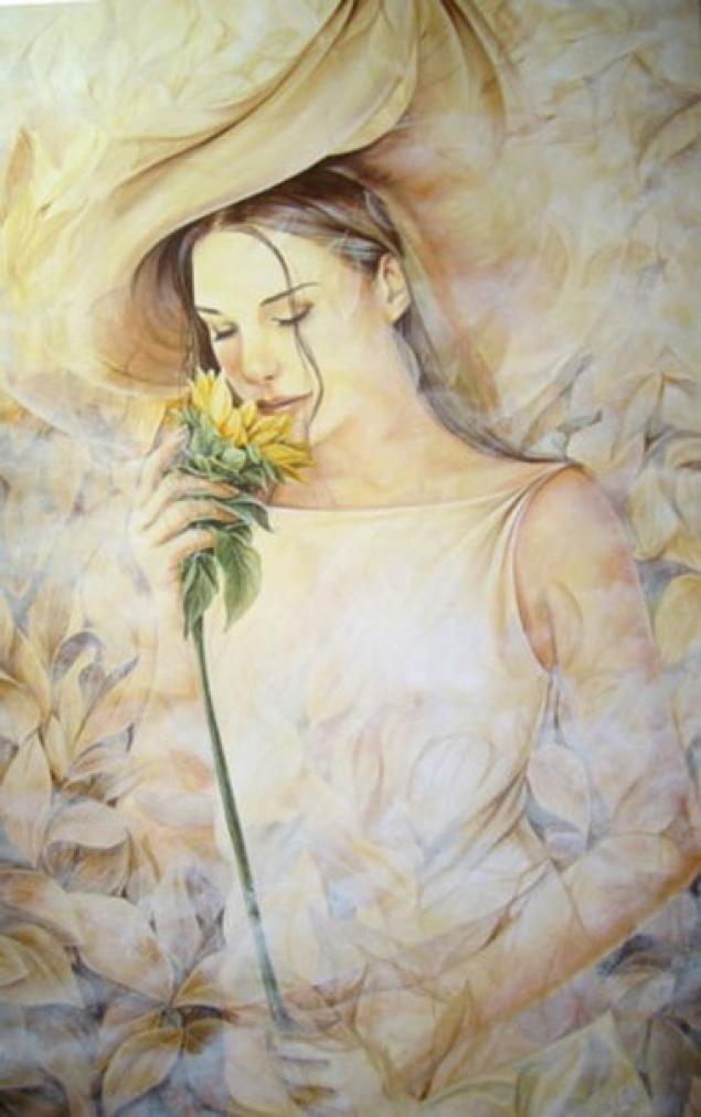 Испанский художник. Chelin Sanjuan