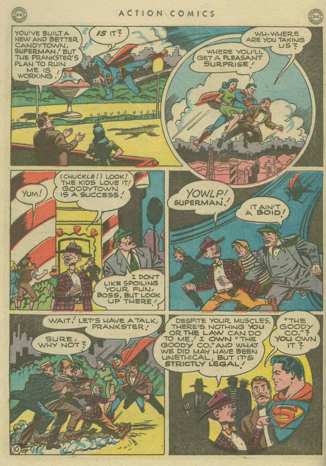 Read online Action Comics (1938) comic -  Issue #104 - 12
