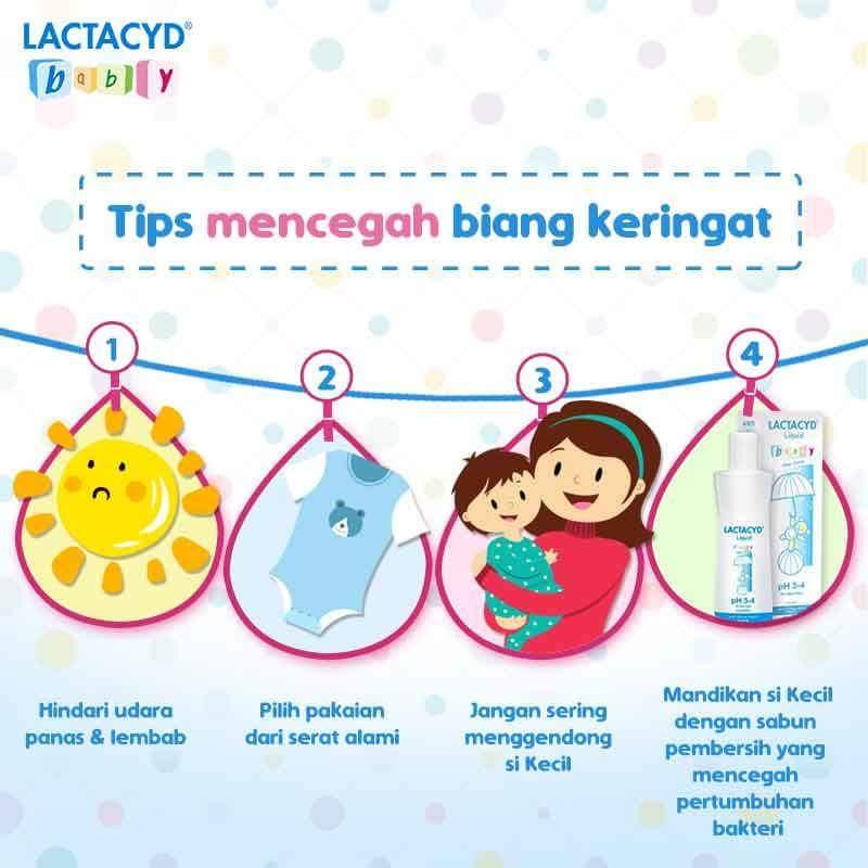 Trulum Solusi Hebat Untuk Masalah Kulit: Lactacyd Baby, Solusi Semua Masalah Kulit Bayi Baru Lahir