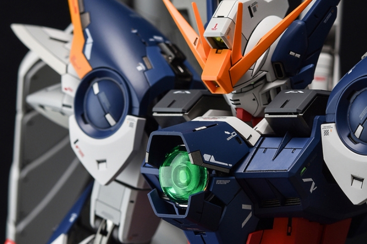brand new c553a 0eeac Custom Build: PG 1/60 Wing Gundam Zero Custom EW [Detailed ...