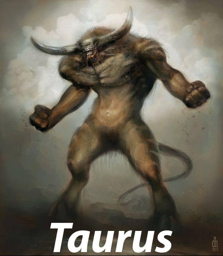 zodiac, horoscope, taurus