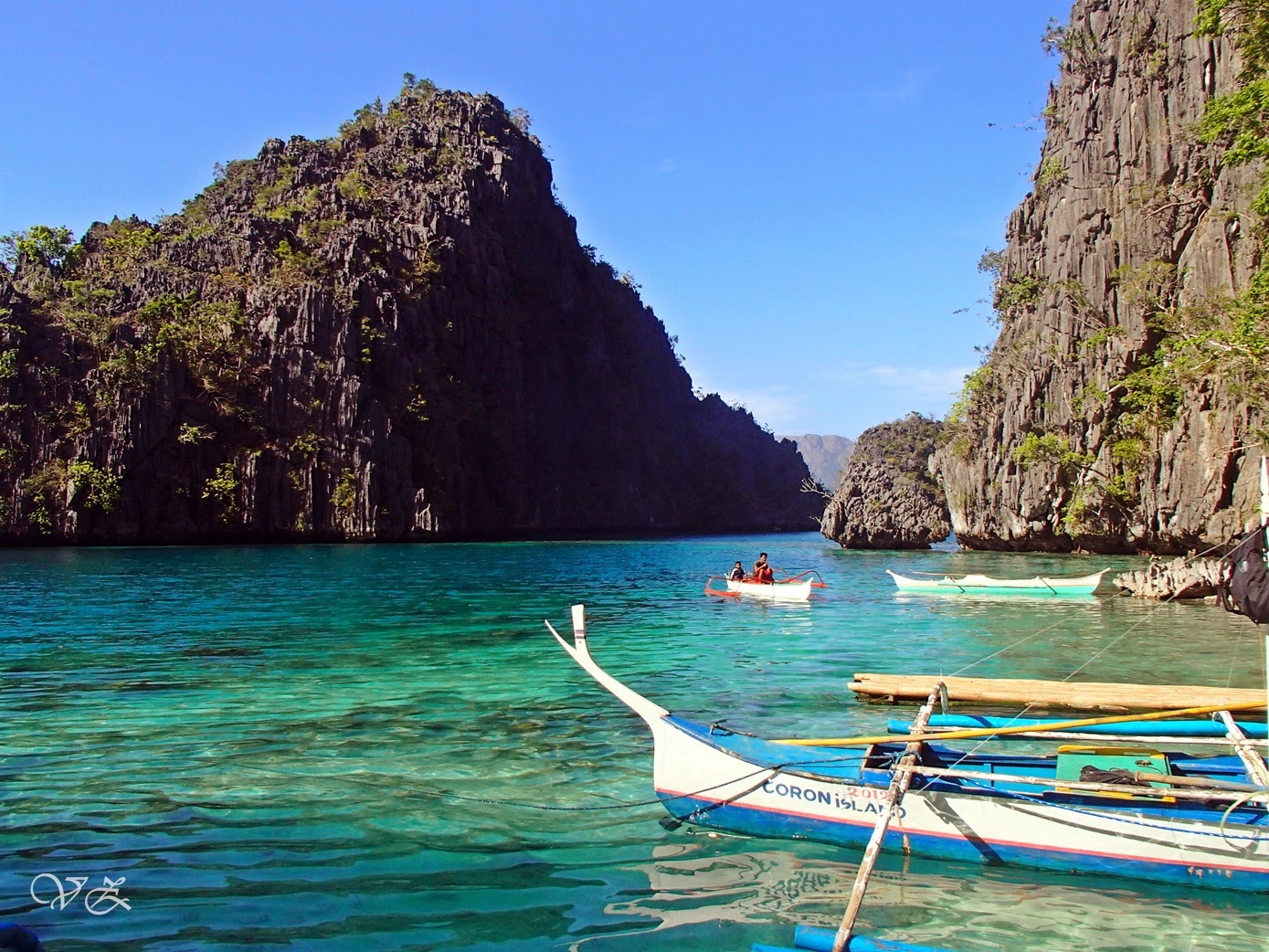 Tips to go to Kayangan Lake Coron
