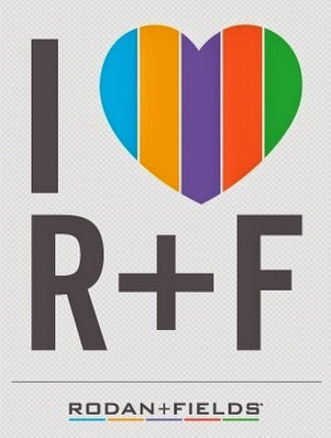 I am a Proud Rodan and Fields Skin Care consultant!