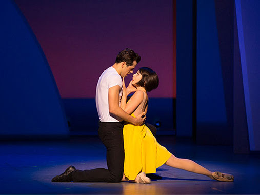 Get Excited | An American in Paris at the Dominion Theatre