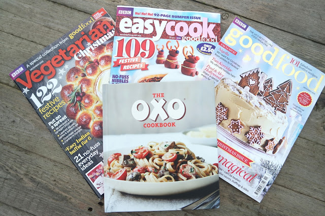 BBC Winter Good Food Show Easycook, Vegetarian and The OXO Cookbook