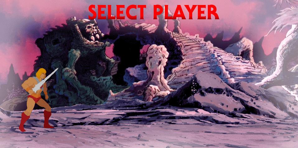 El cofre de la Cueva del Terror: ::VIDEOJUEGOS - He-man and