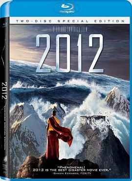2012 (2009) Hindi Dual Audio 720p BluRay 1.5GB