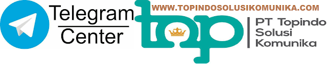 Cara Transaksi Pulsa Via Telegram Center Topindo Solusi Komunika