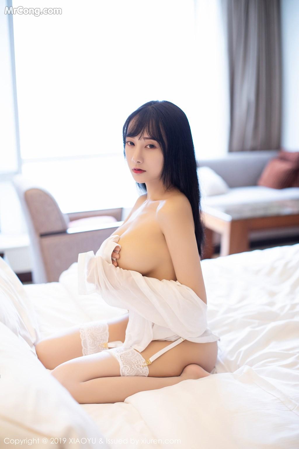 Image XiaoYu-Vol.076-He-Jia-Ying-MrCong.com-067 in post XiaoYu Vol.076: He Jia Ying (何嘉颖) (72 ảnh)