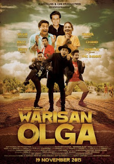 Download Film Warisan Olga (2015) DVDRip Full Movie