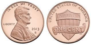 Lincoln Shield Cent