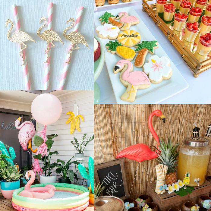 festa tropical, festa flamingo, decoração festa flamingo
