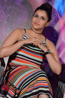 Actress Mannara Chopra Latest Pictures at Jakkanna Movie Platinum Disc Function  0093.JPG