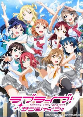 'Love Live! Sunshine!!' Mengumumkan Versi Movie