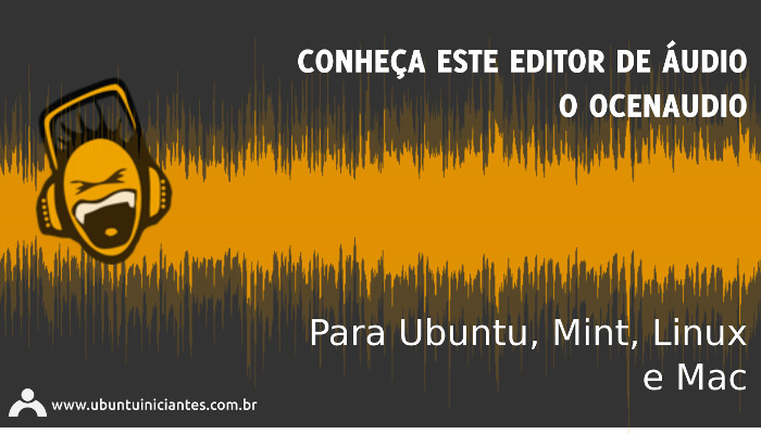 editor de audio para linux ubuntu windows e mac