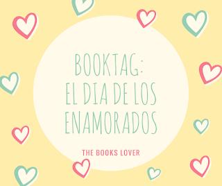 Booktag: El dia de los enamorados
