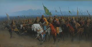 SERANGAN-SERANGAN TIMUR LENK - MASA KEMUNDURAN (1250 1500 M) - Sejarah Peradaban Islam [SPI Badri Yatim]