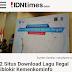 Kemenkominfo klaim 22 situs download lagu ilegal di blokir, nyatanya masih ada situs yang masih bisa diakses!