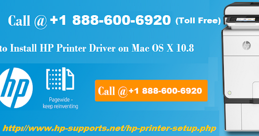 Get Instant Technical Support Services for Hp Printers by dialing +1 888-600-6920 in the USA