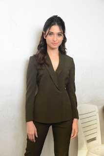 Tamanna Stills at Oopiri Movie Release Press Meet