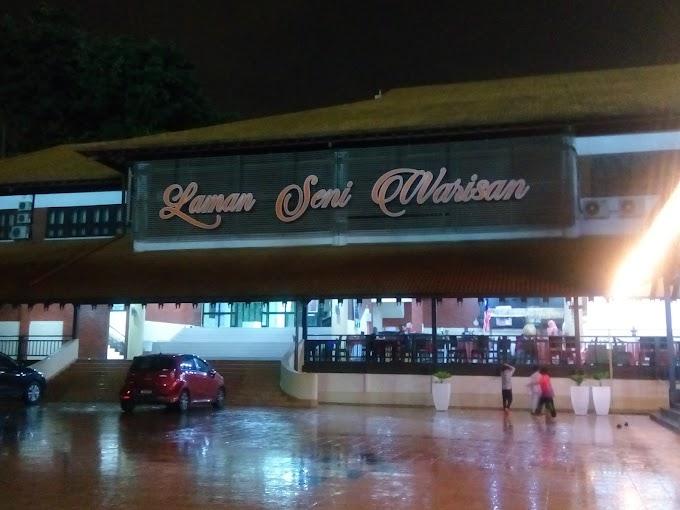 Keenakan makanan ala Johor di Dapor Warisan