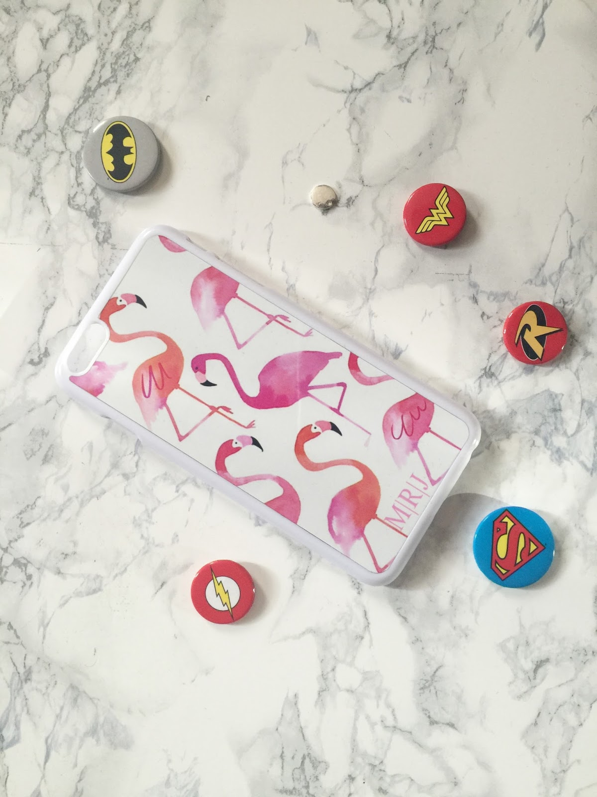 The Flamingo Case from Gocustomised