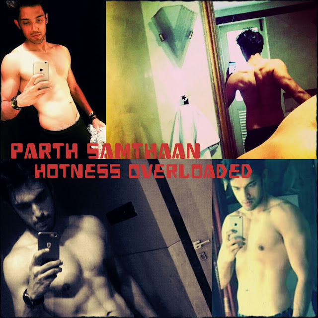 parth samthaan youth icon