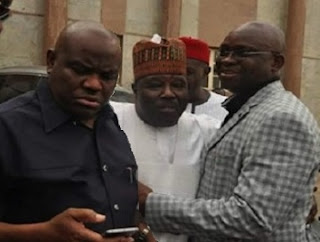 PDP Crisis: SACK Gov. Wike - Sheriff, Demand Among Other Conditions For Peace