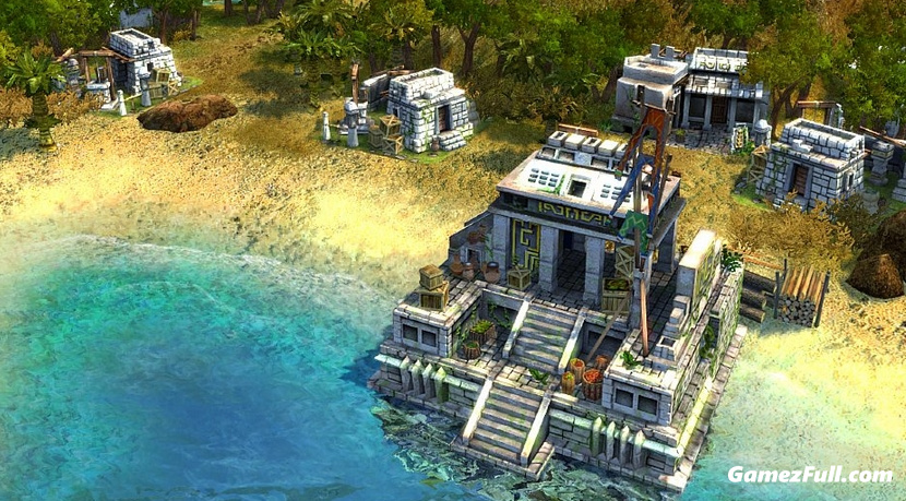 Anno 1701 Gold Edition PC Full Español