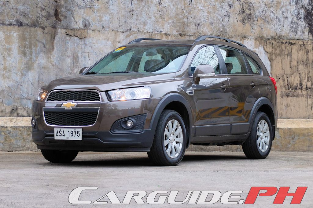 Review: 2015 Chevrolet Captiva LS Diesel | Philippine Car ...