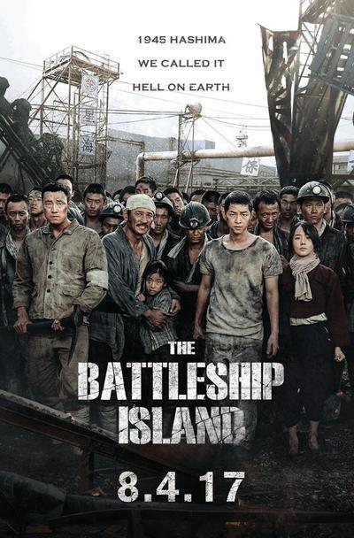 Sinopsis The Battleship Island (2017) - Film Korea