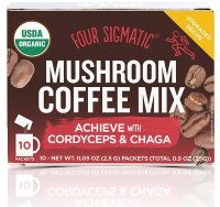 Four Sigmatic Mushroom Coffee With Cordyceps and Chaga Coupon